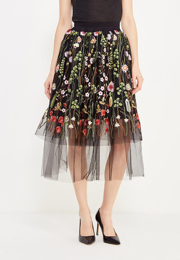 Широкая юбка Vivostyle 3S003_2-44