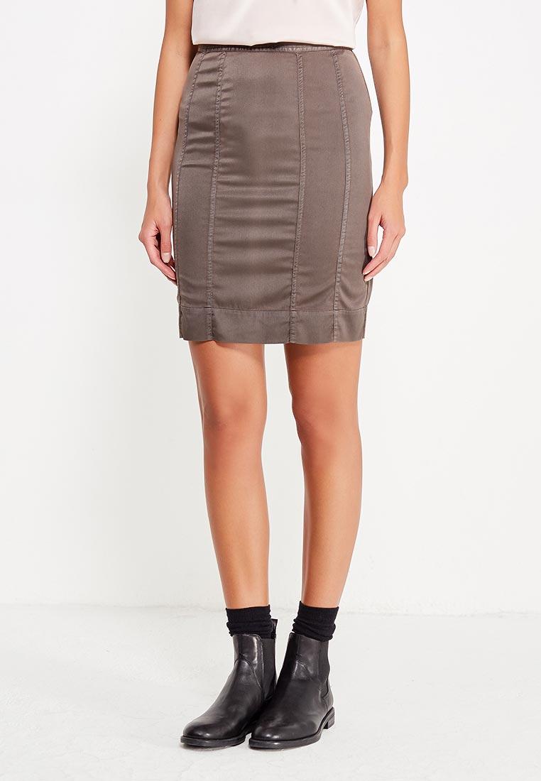 Прямая юбка SACK'S 11360217-10