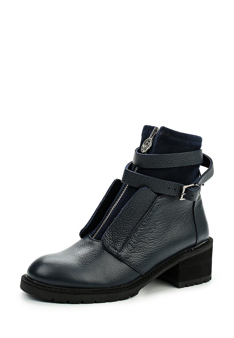 Женские ботинки GARRO 934ФЛОТ/СИН-35