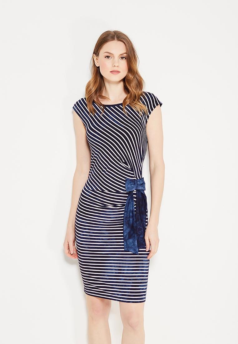 Платье Giulia Rossi 12-573/СинийБант42