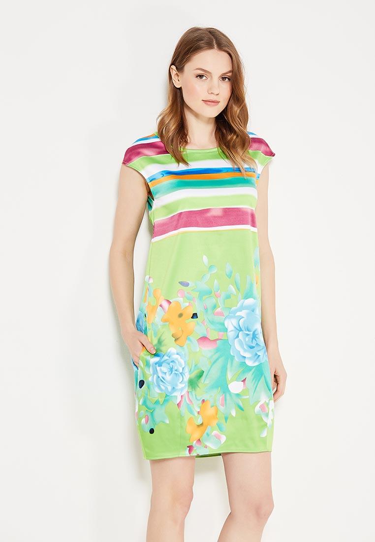Платье Giulia Rossi 12-574/Зеленый44