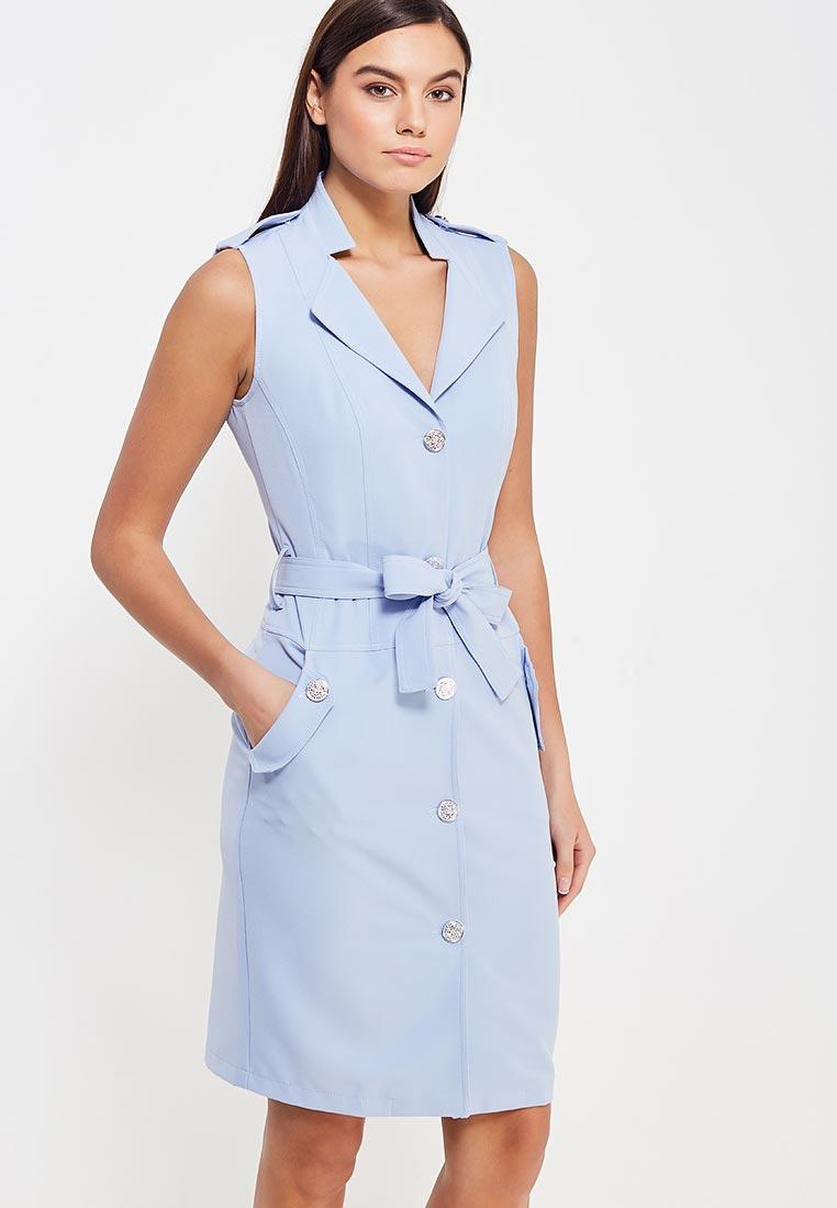 Повседневное платье Giulia Rossi 12-569/Голубой42
