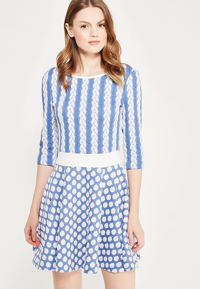 Платье Giulia Rossi 12-578/Голубой42