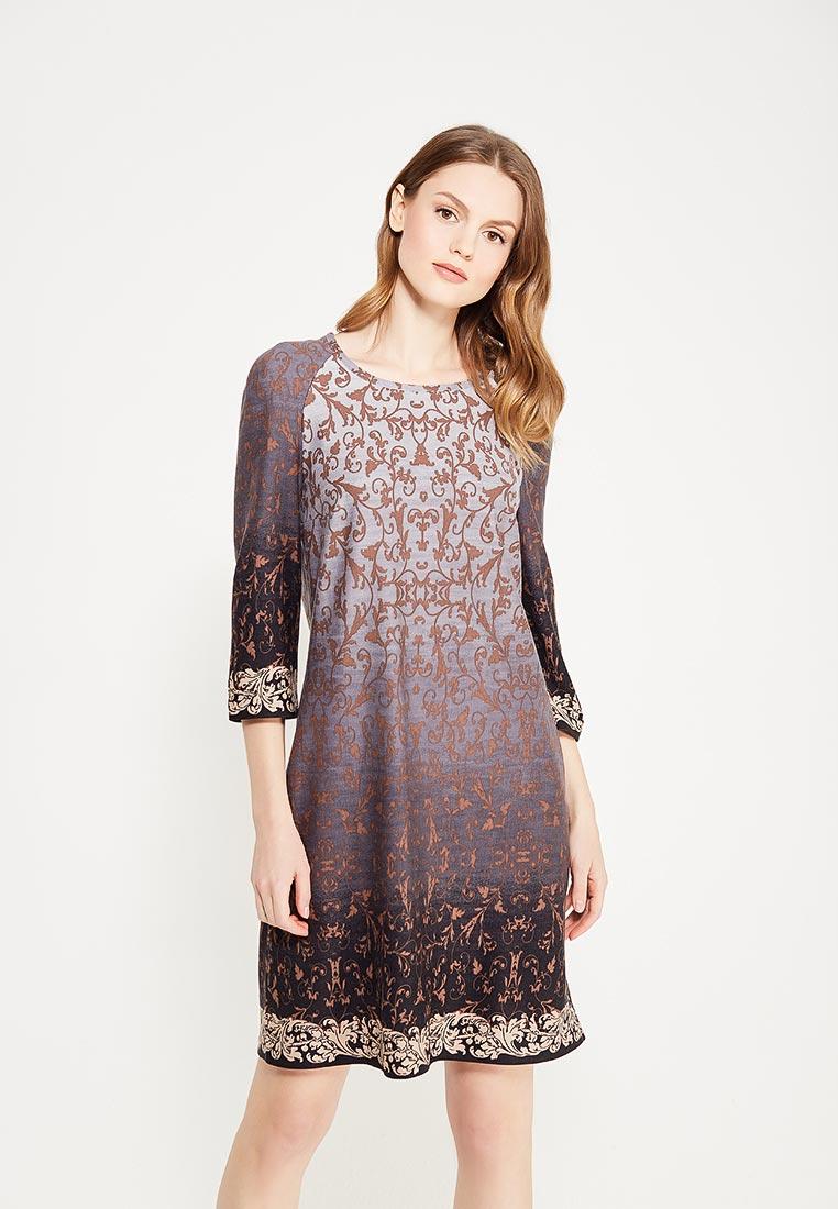 Платье Giulia Rossi 12-422/1/Серый46