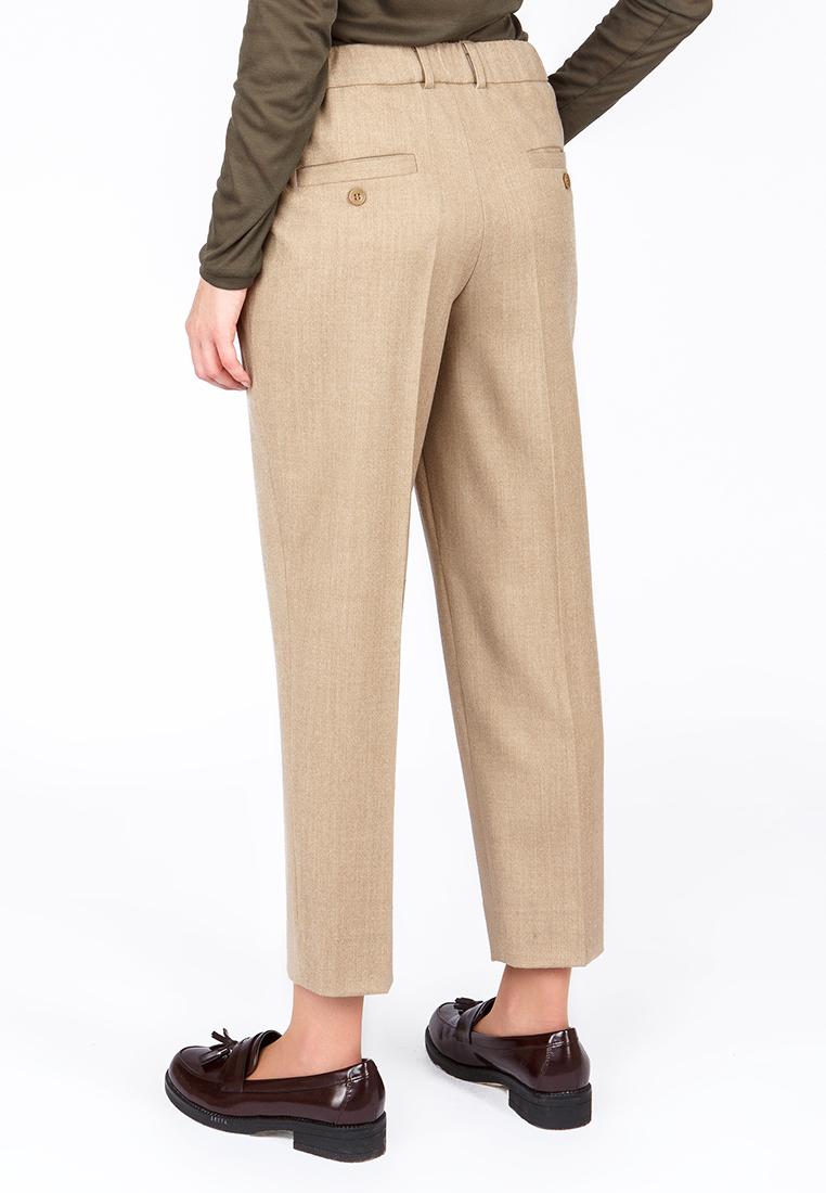 Женские зауженные брюки SWANK 0115113484040917_S