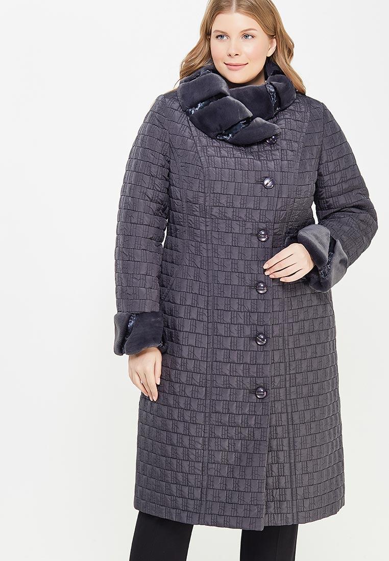 Женские пальто Brillare 5-615-66/18,75dumchato-seruj-50
