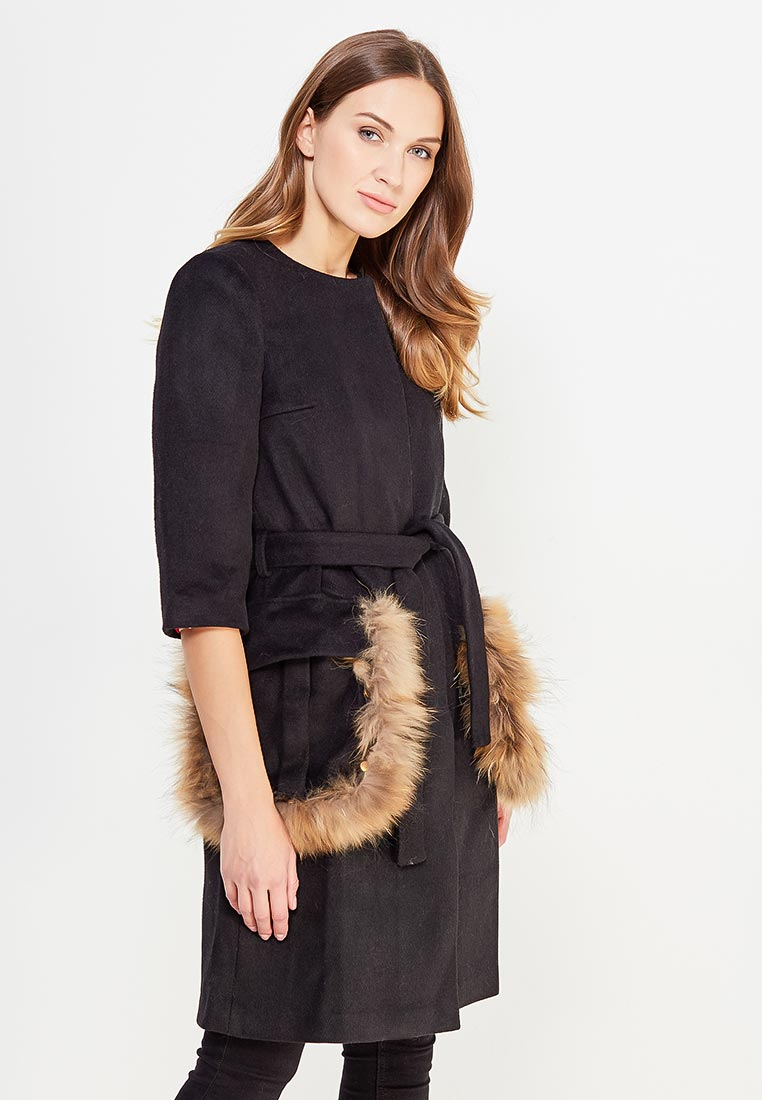 Женские пальто Mazal MA125-S-black