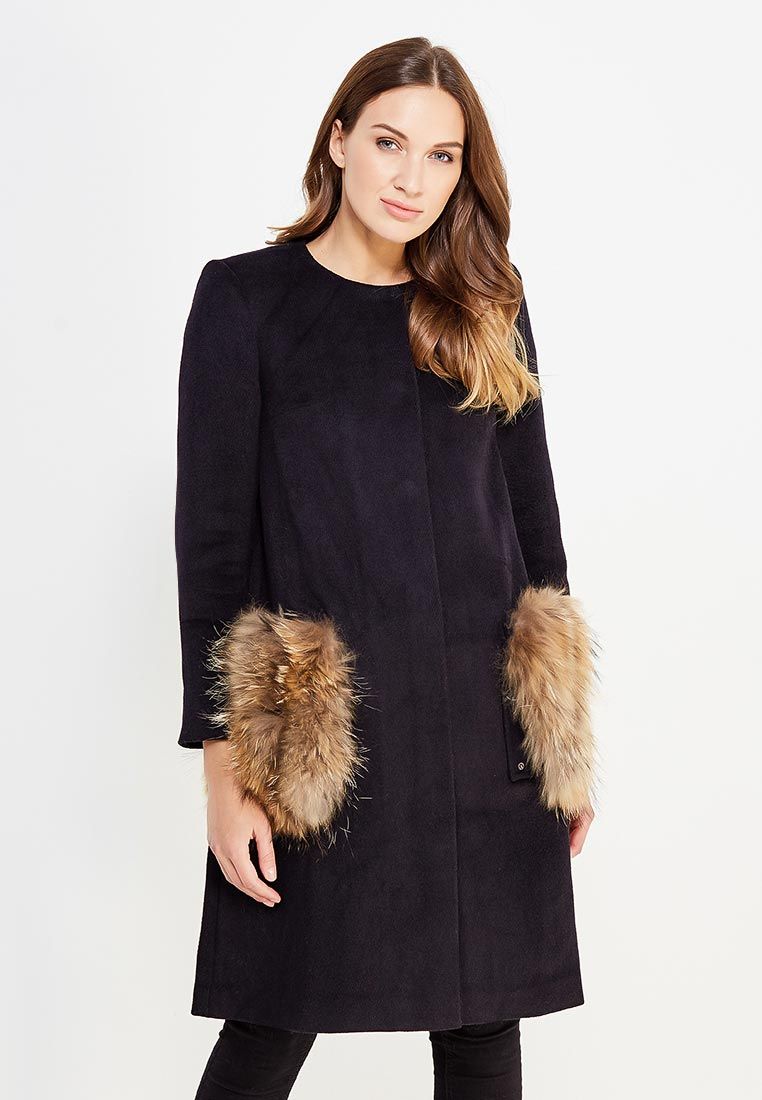 Женские пальто Mazal MA121-S-black