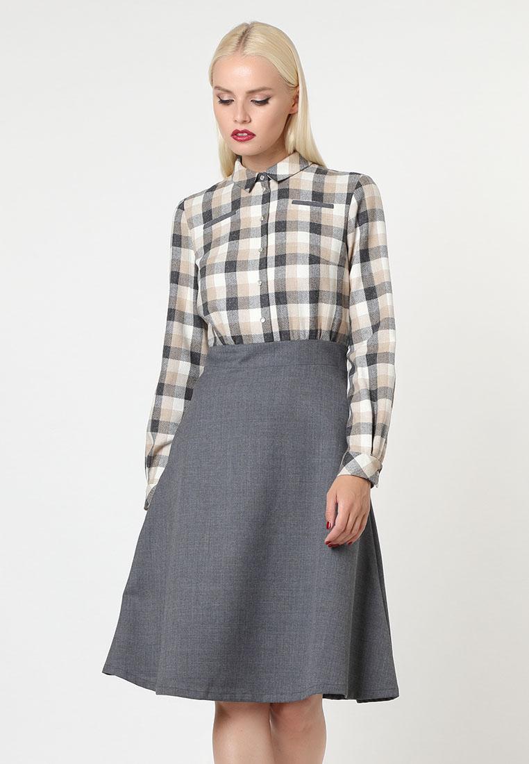 Платье-миди LOVA 150102-s