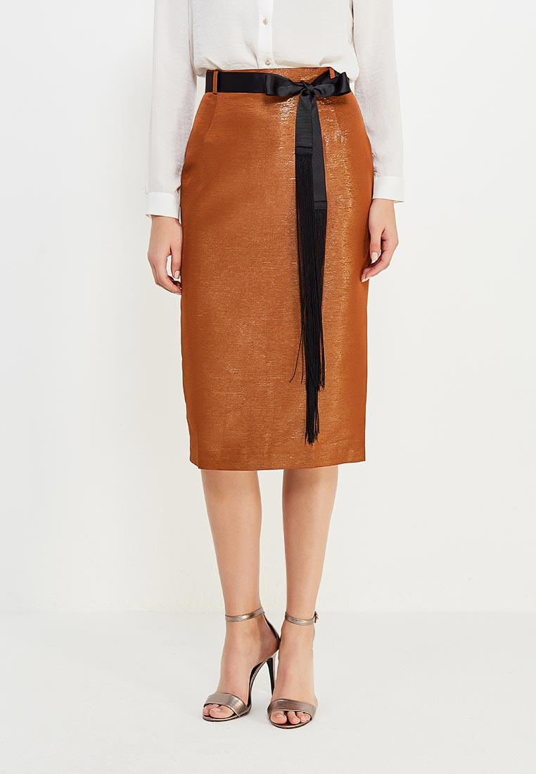 Прямая юбка PALLARI 2222-11SK-S