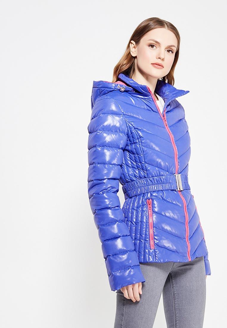 Утепленная куртка IST'OK Виола (Фиолетовый/розовый) 44