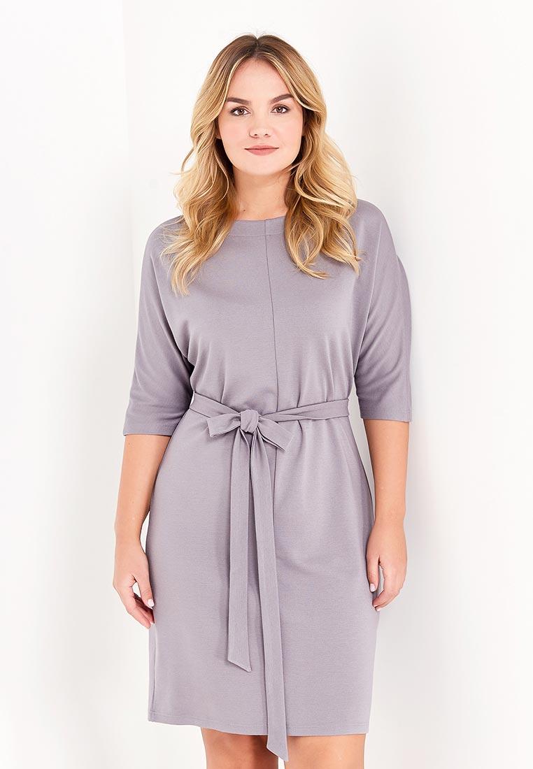 Платье ФЭСТ 2-288207Вgray-46/170