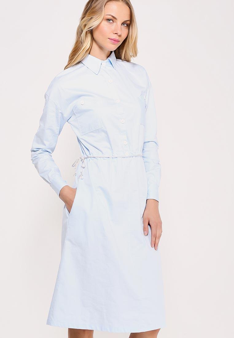 Платье-миди Kira Mesyats PRB - 40/42