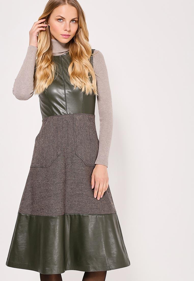 Повседневное платье Kira Mesyats TSD - 42/44