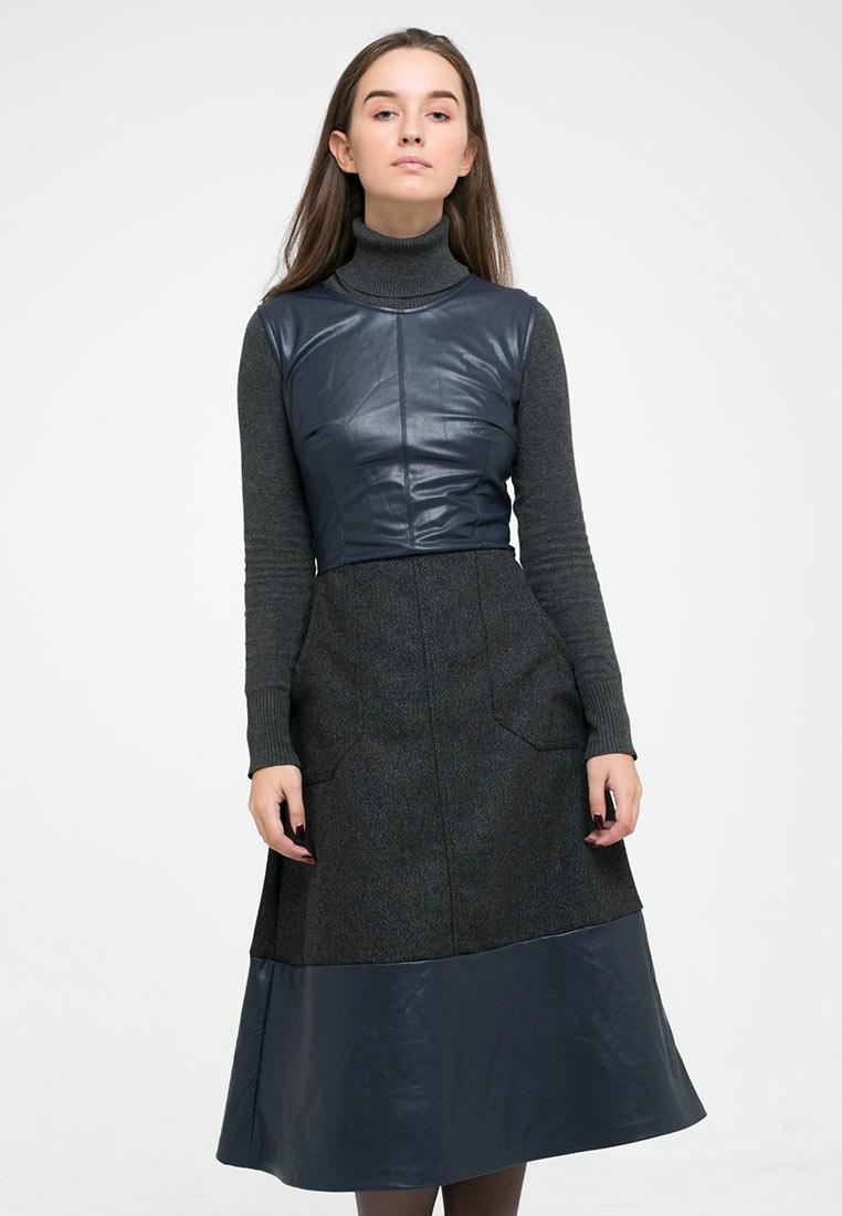 Повседневное платье Kira Mesyats TDBL- 42/44