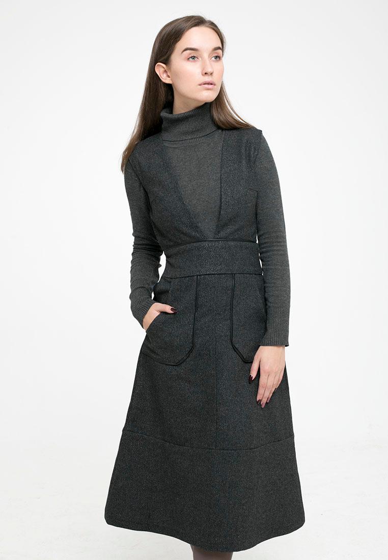 Платье-миди Kira Mesyats WDGG - 40/42