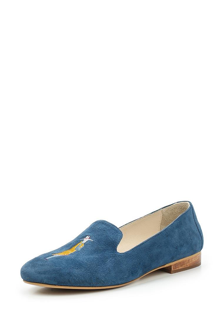 Туфли на плоской подошве Kira Mesyats VZSL - 36