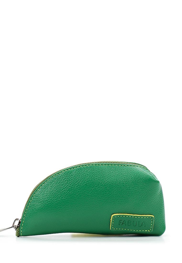 Брелок FABULA (Фабула) KL.39.FP.зеленый