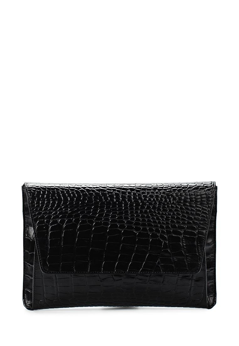Клатч FABULA S.120.KR.черный