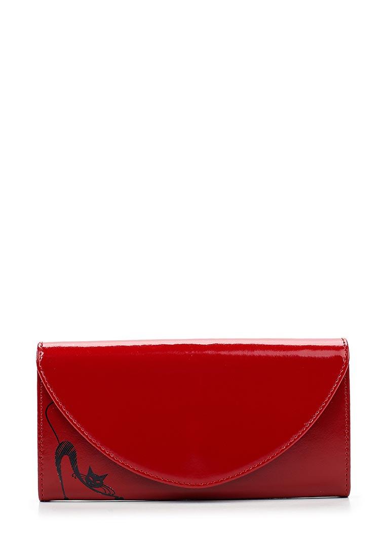 Кошелек FABULA (Фабула) PJ.66.SH.красный