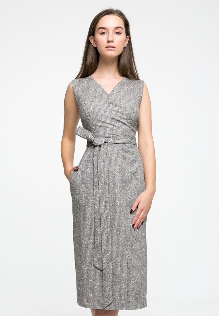 Платье-миди Kira Mesyats SDSP - 40/42