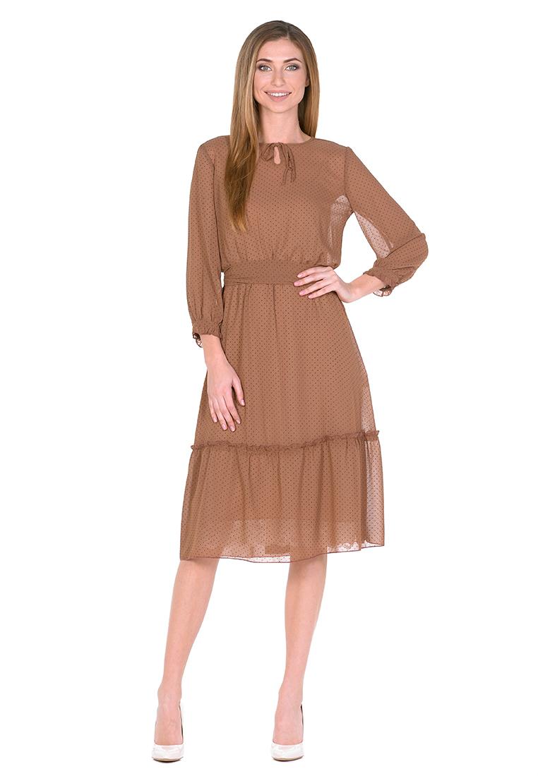 Повседневное платье IMAGO I-5107-PL12B-42
