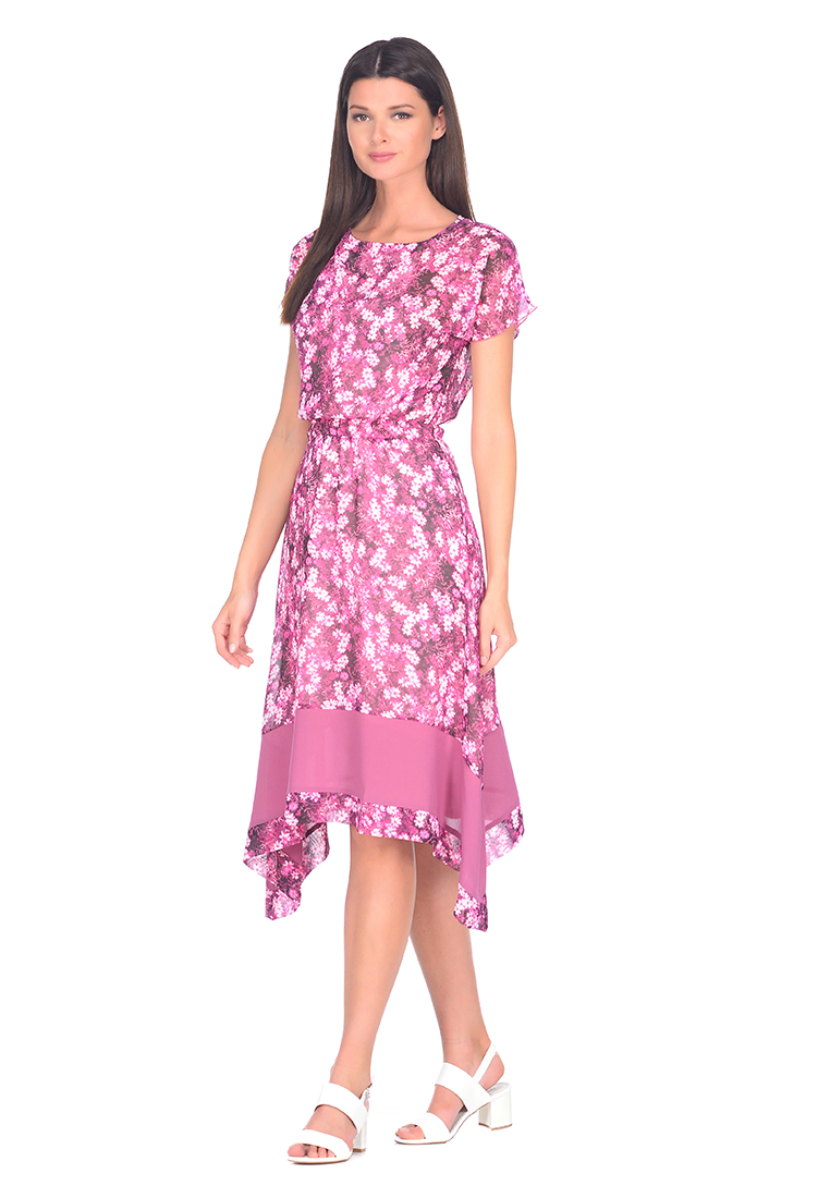 Платье-миди IMAGO I-5136-PL111.1-42
