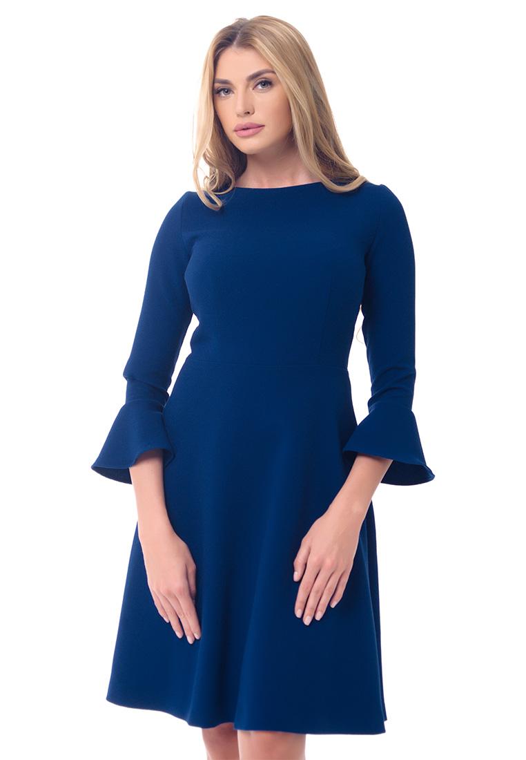 Повседневное платье GENEVIE Платье L9552 Темный синий  L