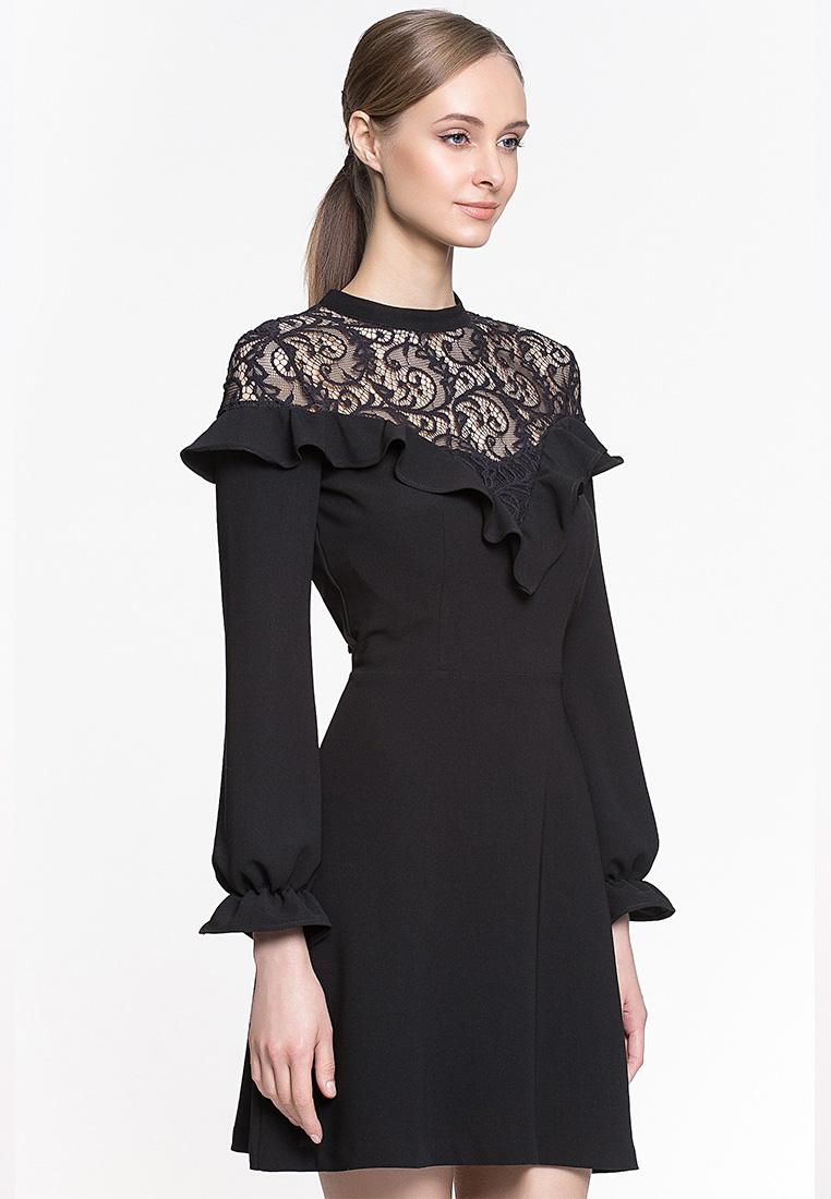 Вечернее / коктейльное платье GENEVIE Платье L 9523 черный  L