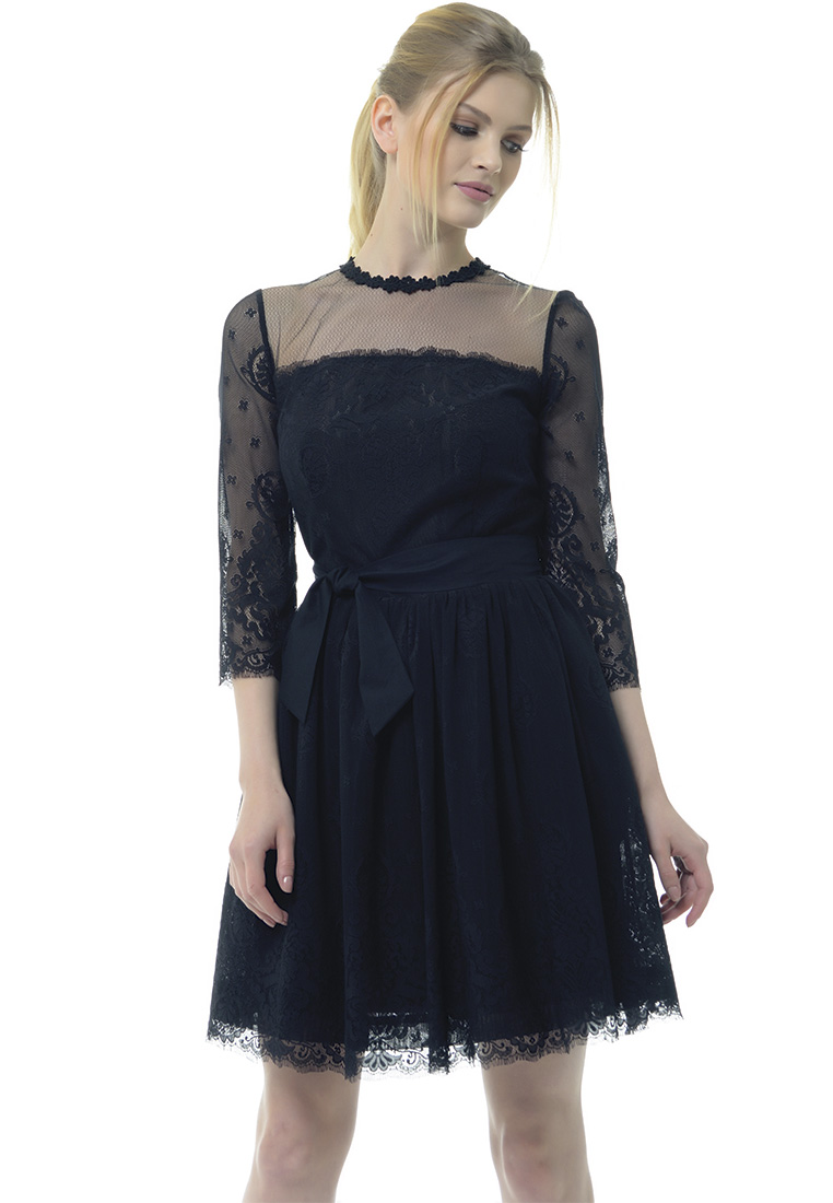 Вечернее / коктейльное платье Arefeva Платье 09109 черный L