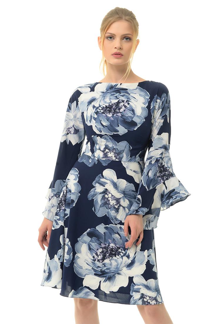 Вечернее / коктейльное платье Arefeva Платье  L9121  Синий L