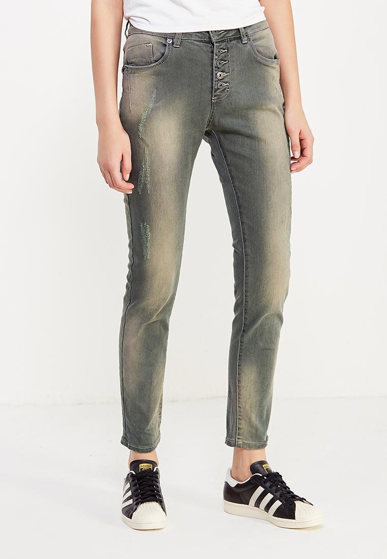 Женские зауженные брюки Blue Monkey 1409/102-26/32