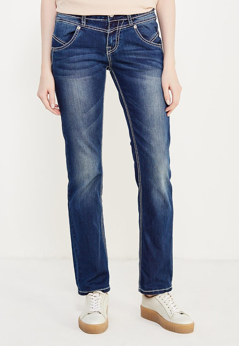 Прямые джинсы Blue Monkey 5173/100-28/32
