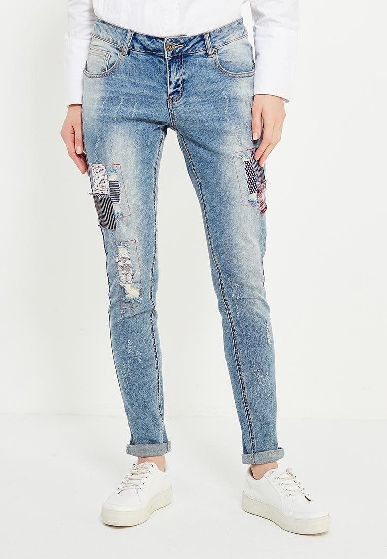 Зауженные джинсы Blue Monkey 8061/100-26/32