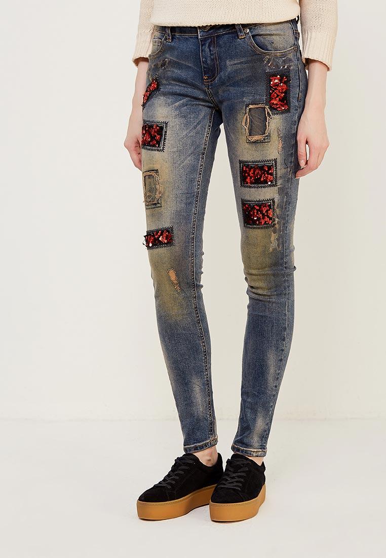 Зауженные джинсы Blue Monkey 8090/100-25/32