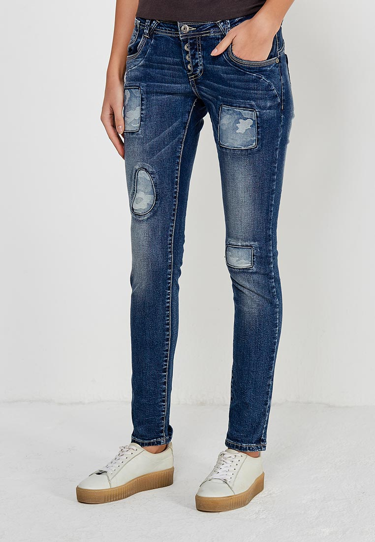 Зауженные джинсы Blue Monkey 1751/100-26/32