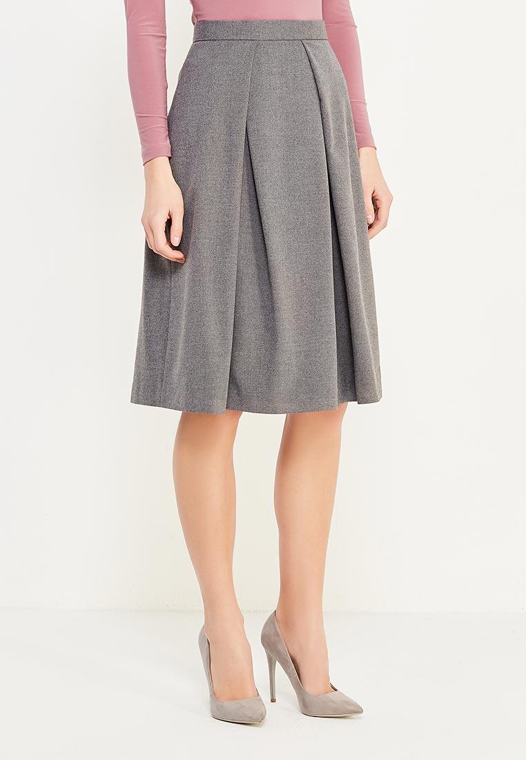 Широкая юбка Арт-Деко U-658 4068-42