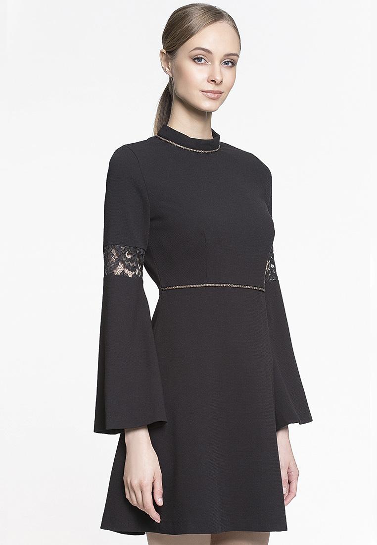 Вечернее / коктейльное платье GENEVIE Платье L 9521 черный  L