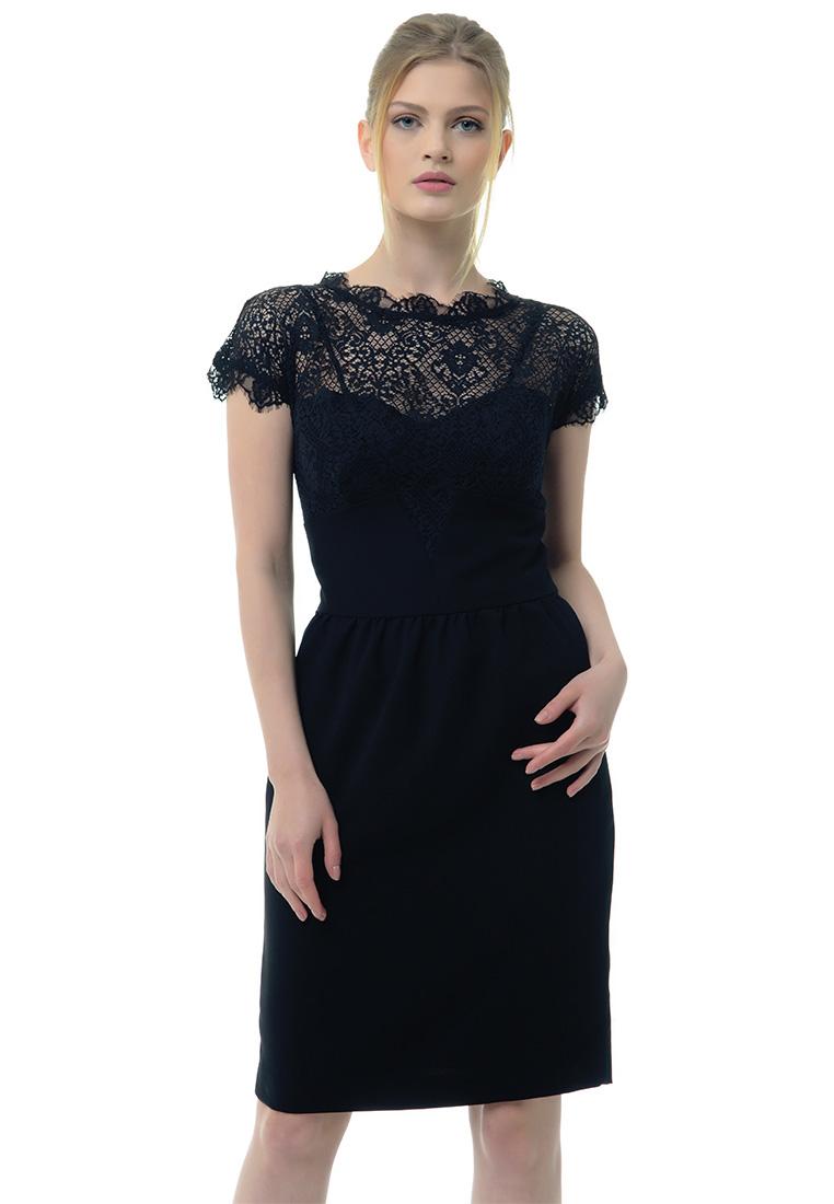 Вечернее / коктейльное платье Arefeva Платье  L9103  Черный L