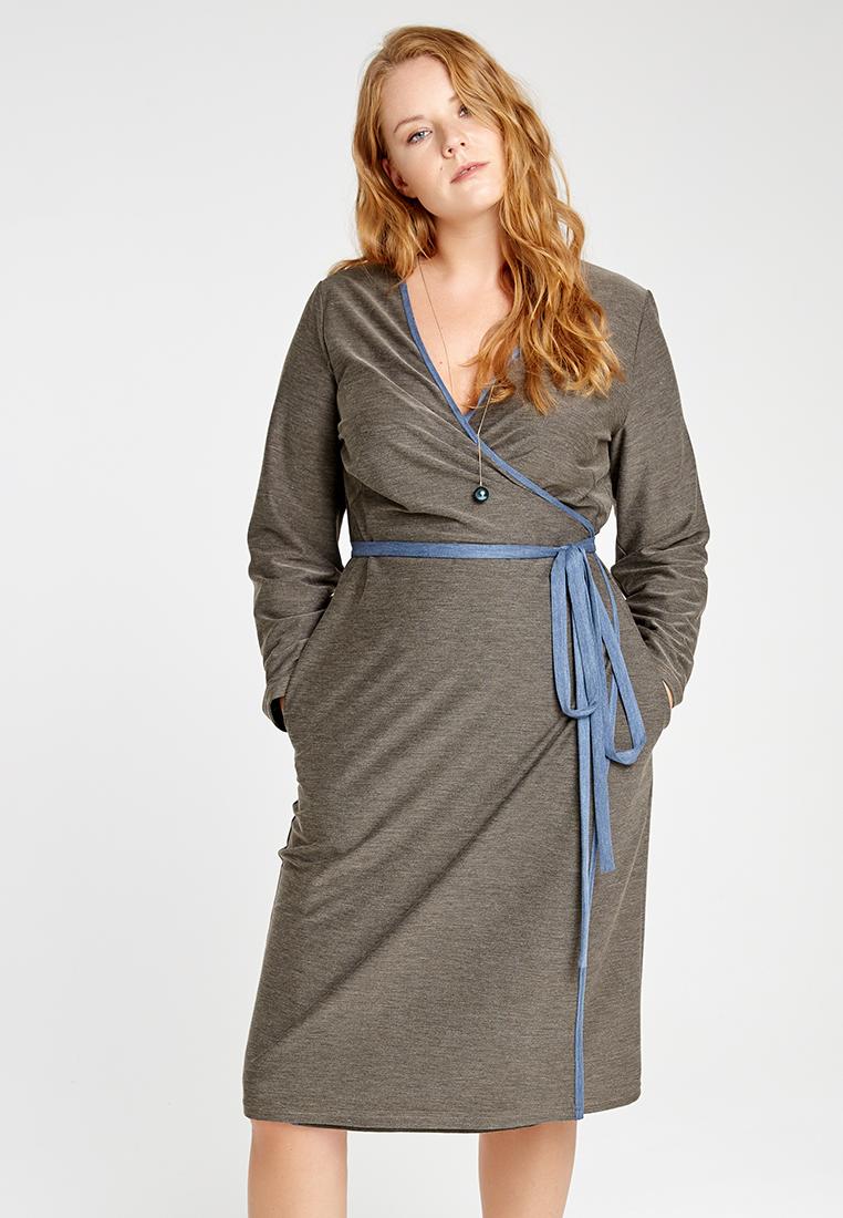 Деловое платье LeSsiSmORE LM-02 D05 15-50