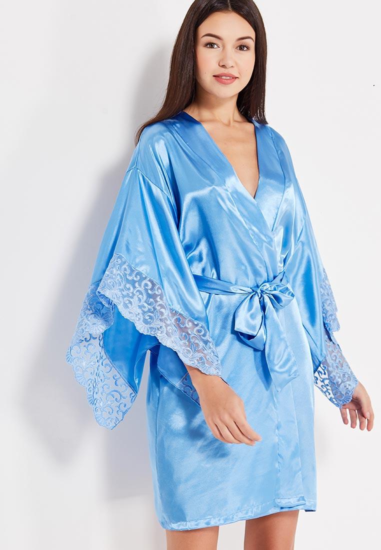 Халат Belweiss 2323-blue-XL