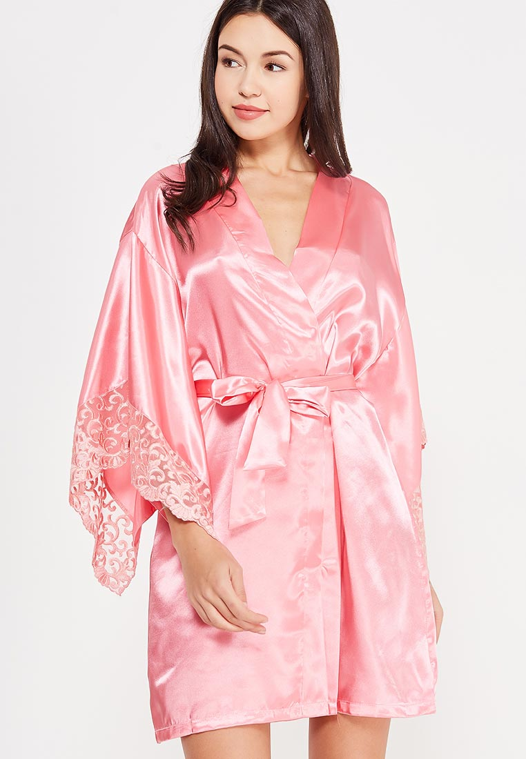 Халат Belweiss 2323-pink-F