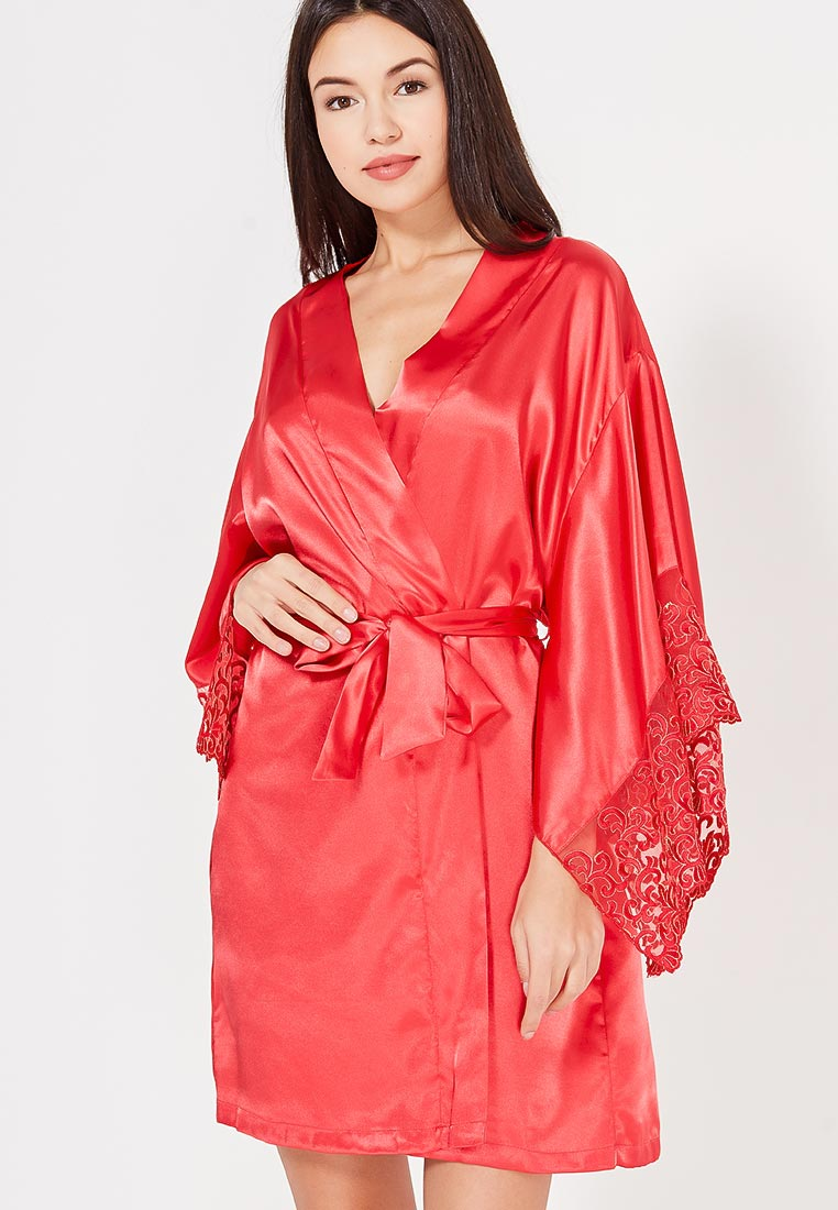 Халат Belweiss 2323-red-XL