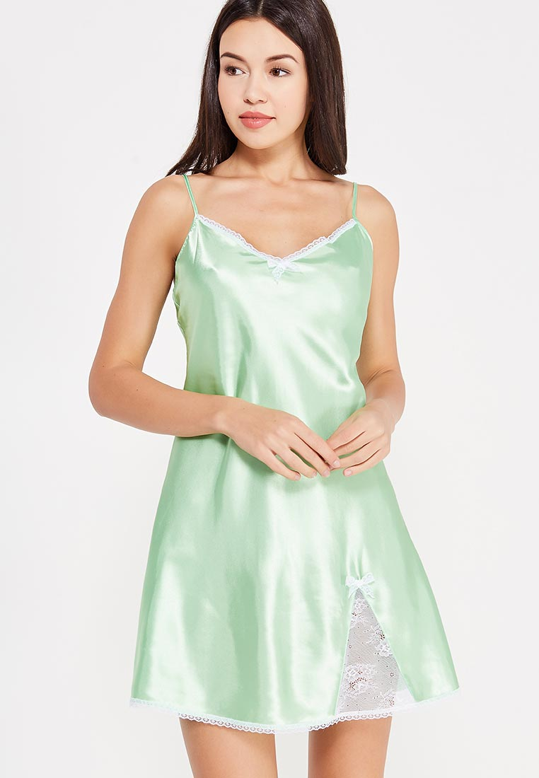 Ночная сорочка Belweiss 6108-lightgreen-S