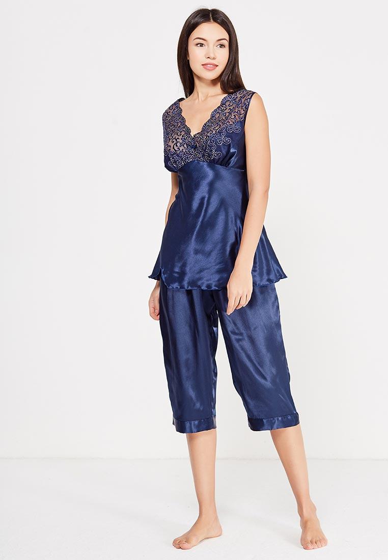 Пижама Belweiss 2322-darkblue-M