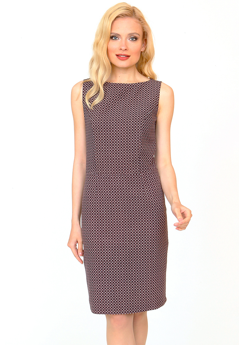 Повседневное платье MARI VERA Платье-217503-1-42