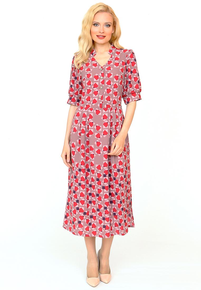 Повседневное платье MARI VERA Платье-117503-2-42