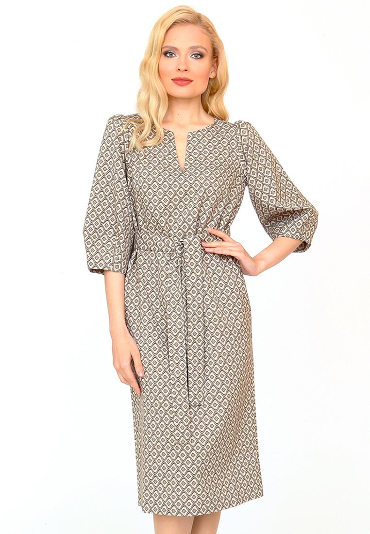Повседневное платье MARI VERA Платье-117504-1-42