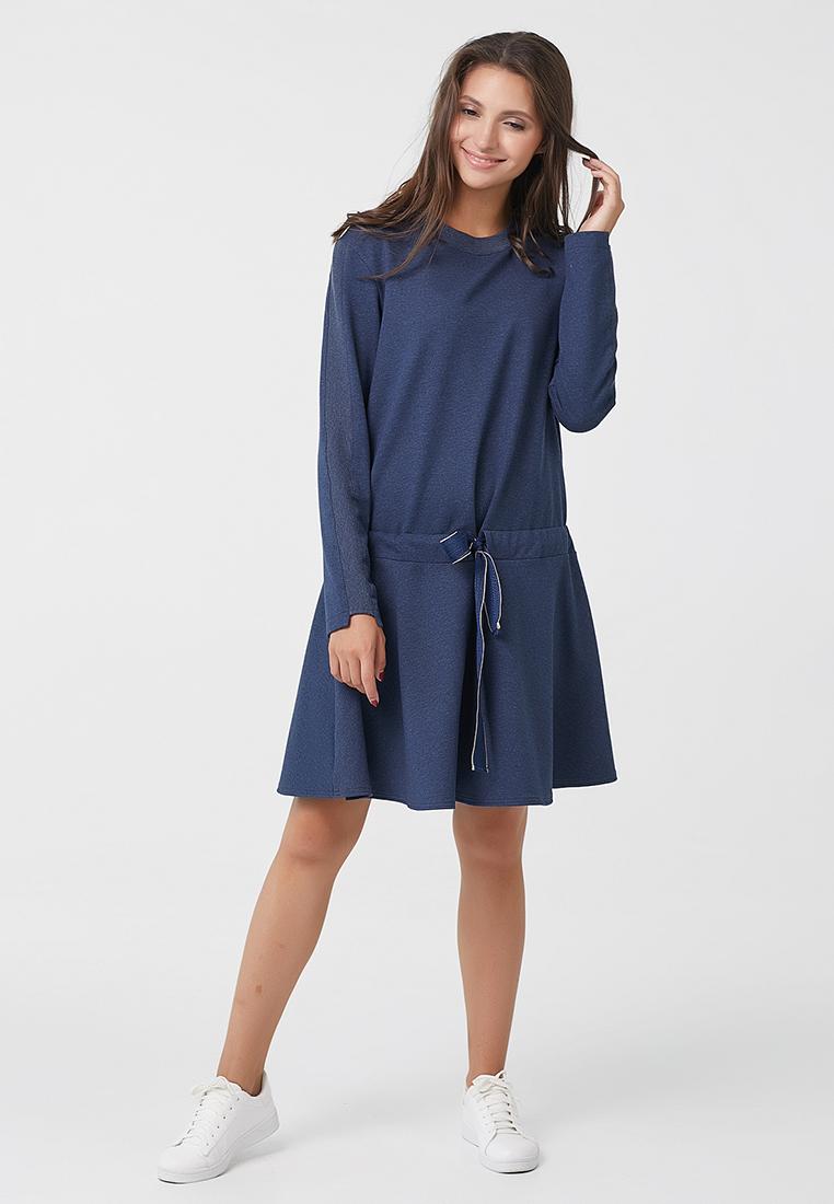 Вязаное платье Fly 110-08-01-40