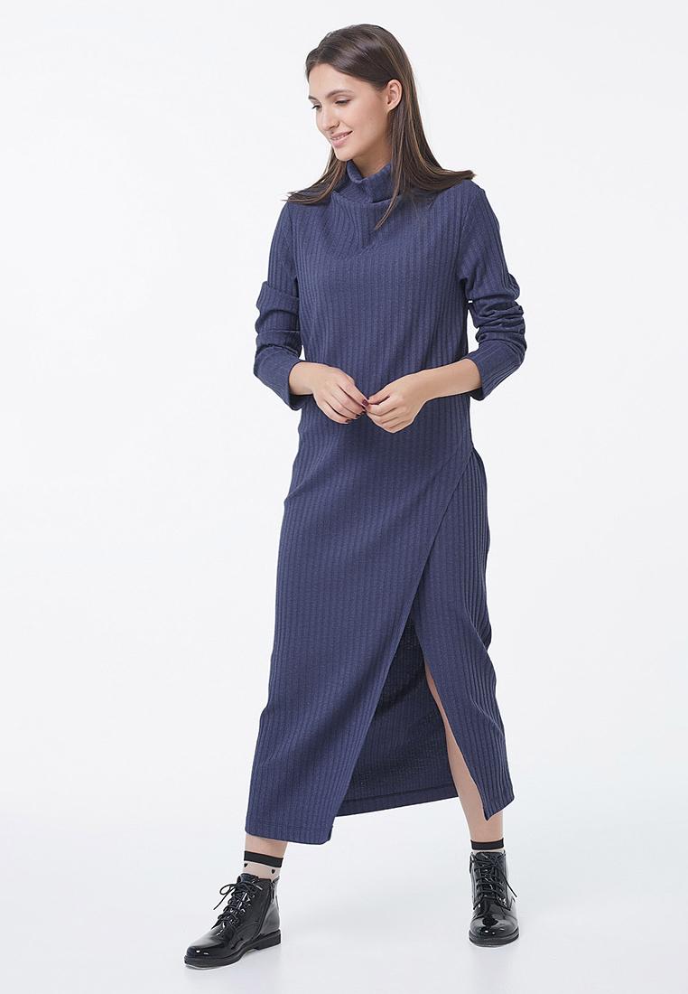 Вязаное платье Fly 153-08-42